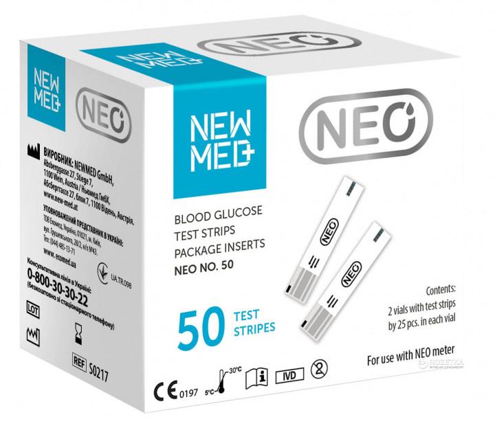 Тест-полоски Neo 50 шт